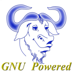 ['GNU POWERED' PNG]