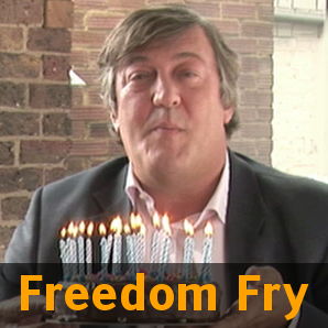 Stephen Fry GNU 25th Birthday