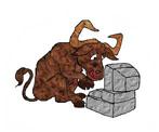a GNU Head