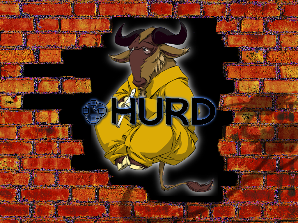 [GNU HURD Wallpaper]