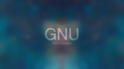 ['This is freedom' wallpaper]