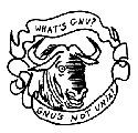 [image of What's GNU]