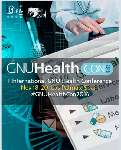 GNUHealth-conferentie 2016