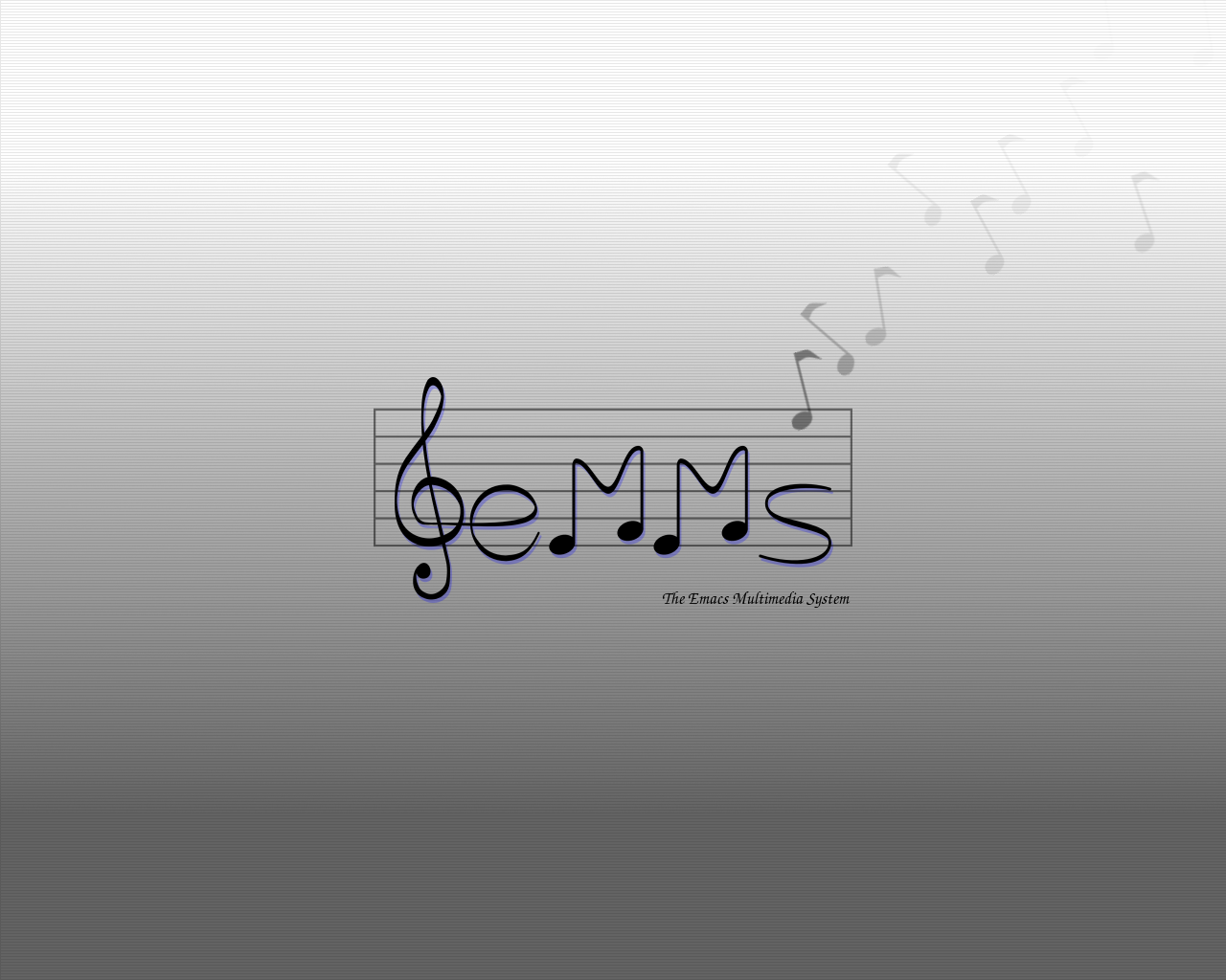 http://www.gnu.org/software/emms/logos/emms-wallpaper-large-light-grey.png