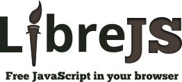 logo for librejs