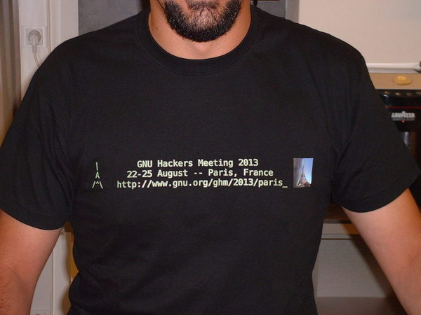 GNU Hackers Meeting 2013 in Paris - GNU Project - Free Software Foundation
