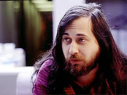 [Photo of Richard Stallman]