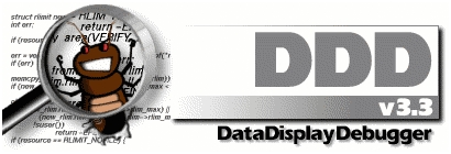 DDD - the Data Display Debugger