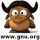 [An avatar based on Georg Bahlon's 3D GNU head]