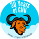 [GNU 30th - Celebrating 30 years]