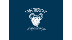 [Free Thought, Free World wallpaper]