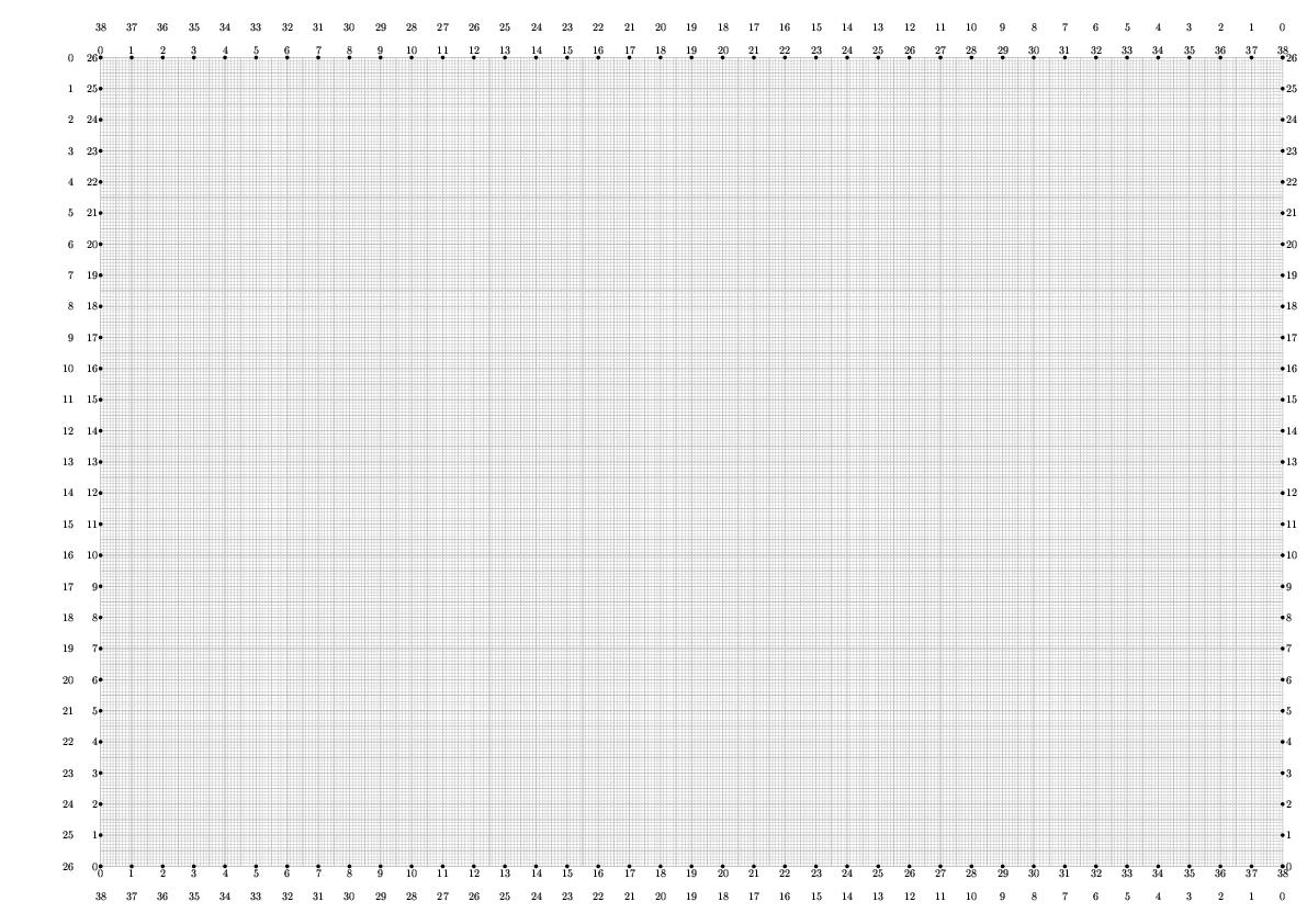 The GNU 3DLDF Graph Paper Page