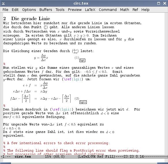 Latex commands math