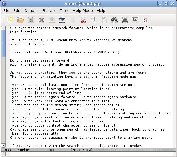 a guided tour of emacs rh gnu org emass user guide emass user guide