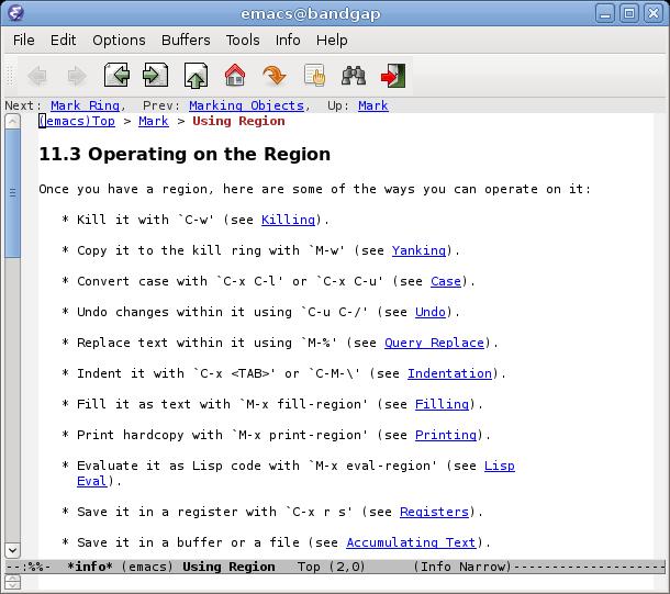 a guided tour of emacs rh gnu org emacs user guide minnesota iMac 2002