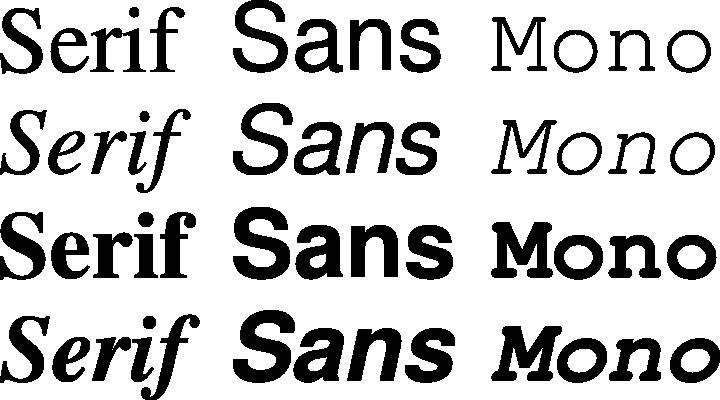 GNU FreeFont