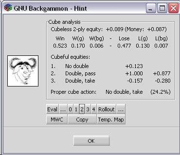 GNU Backgammon Manual V1 00 0