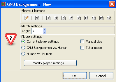 GNU Backgammon Manual V1 00 0