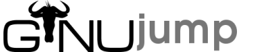 logo for gnujump